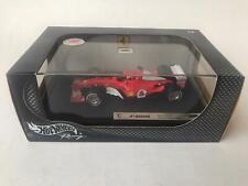 Hot Wheels Ferrari F2002 Michael Schumacher World Champion 2002 1/43 54618