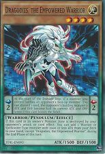 YU-GI-OH CARD: DRAGODIES, THE EMPOWERED WARRIOR - TDIL-EN093