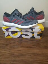 adidas Pureboost Chinese New Year Shoes 11.5 Men's Ren Zhe Black B3777 Running