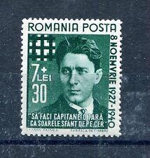 ROMANIA WW2 GERMANY PUPPET STATE 1940 IRON GUARD PERFECT MNH SCOTT B145