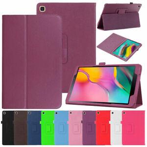 """Ultra Slim Flip Case For Samsung Galaxy Tab A 8.0"""" inch 2019 SM-T290 SM-T295"""