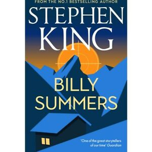 Billy Summers by Stephen King