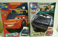 Cars 3 Disney Pixar Color Play lot 2 book lot 2 NOS Bendon