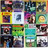 16 Singles: Alice Cooper, Golden Earring, Jethro Tull, Jimi Hendrix, Vixen etc.