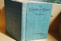 1896 The Earth And Its Story by A.N.S Prof. Angelo Heilprin, 1st Geography Book