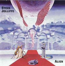 Alien - Steve Jolliffe (CD 1995, Horizon Music) New Age Downtempo Electronica
