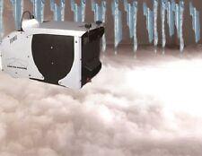 IBIZA 1500W basso macchina fumo nebbia effetto ghiaccio secco Palco Teatro da Discoteca DJ Remoto