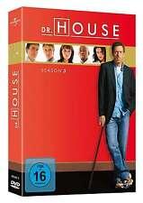 DR. HOUSE * 6 DVD BOX * komplette 3.STAFFEL * beliebte ARZTSERIE * NEU & OVP