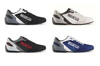 Sparco SL-17 Lightweight Driving Trainers Leisure Synthetic Leather Shoes 001263