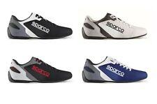 Zapatos de Cuero Sparco SL-17 Ligero Zapatillas Ocio de conducción Sintético 001263