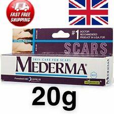 New Mederma Scar Gel 20g for Scars and Marks UK Seller
