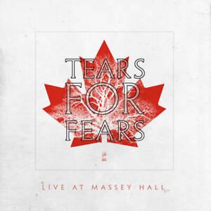TEARS FOR FEARS - Live at Massey Hall, Toronto 1985 (RSD 2021) CD
