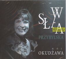 = SLAWA PRZYBYLSKA - MOJ OKUDZAWA / CD sealed