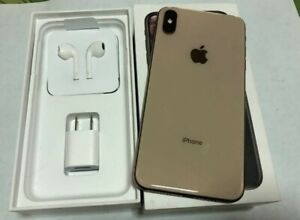 USED Apple iPhone XS Max 64GB Gold - Factory Unlocked