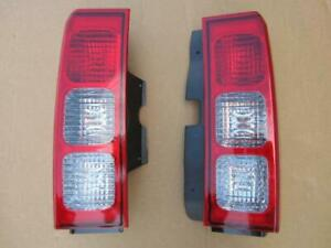 OEM 2009 2010 Hummer H3 LH Left Driver & RH Right Passenger Tail Lights Lamps