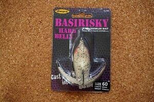 deps  Basirisky 60  Hard Belly     (968JL6