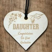 Daughter Graduation Wooden Plaque Gift LPA3-93