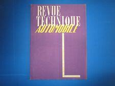 revue technique n°29  de 1948 : étude des moteurs CLM  LC et CR