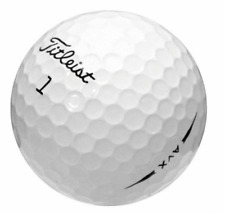 24 Golf Balls- Titleist AVX 2019  AAAA