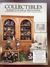 Collectibles Market Guide and Price Index : Limited Edition Plates, Figuriines,