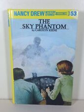 Nancy Drew Mystery #53: The Sky Phantom by Carolyn Keene (Hardcover)
