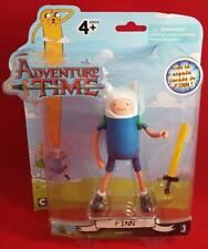 "Adventure Time FINN 5"" Figure 14211 Jazwares Sword"