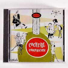 V/A ESTRUS COCKTAIL COMPANION CD NEW VARIOUS SURF GARAGE LO-FI PUNK