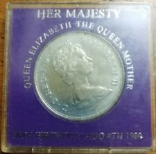 (RM) 1980 Elizabeth Queen Mother.
