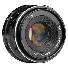 Meike MK-35mm F/1.7 APS-C Manual Lens F Sony NEX A5000 A5100 A6000 A6500 New