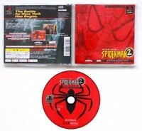 USED PS1 PS PlayStation 1 SPIDERMAN2  ENTER: ELECTRO