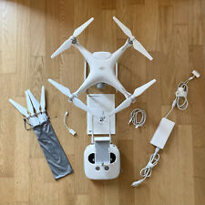 DJI Phantom 4 Pro - Profi-Drohne - Weiß - inkl. Zubehör + Rucksack