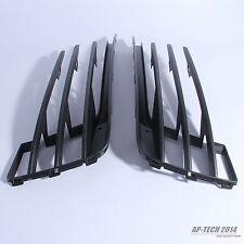 Front Left&Right Fog light Bumper Grille Kit For VW Golf GTI MK7