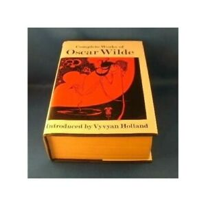 The Complete Works of Oscar Wilde by Wilde, Oscar Hardback Book The Fast Free