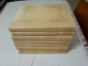 LA  BIBLIA - SALVAT EDITORES 1981 COMPLETA 8 VOLUMES