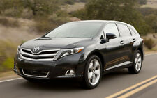 """TOYOTA VENZA CROSSOVER A1 CANVAS PRINT POSTER FRAMED 33.1""""x21.4"""""""