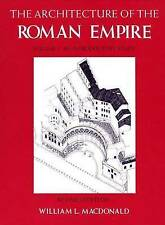 The Architecture of the Roman Empire-ExLibrary
