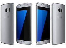 Samsung Galaxy S7 Edge SM-G935F 32GB -argent (Débloqué) Smartphone