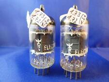 Matched Pair ECC83 Philips for MEDICINE # NOS # 1959/60 # fine balanced (8516)
