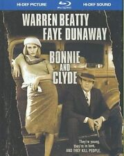 Bonnie and Clyde 0085391156772 With Russ Marker Blu-ray Region a