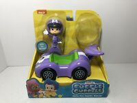Nick Jr. Bubble Guppies Gil's Fin-tastic Racer Push Car Toy New