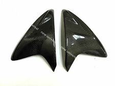 2011-2015 Suzuki GSXR600 GSXR750 Carbon Fiber Gas Tank Side Panel Covers