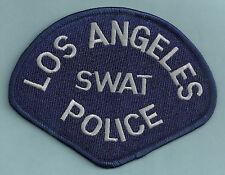 CALIFORNIA METROPOLITAN POLICE SWAT TEAM PATCH