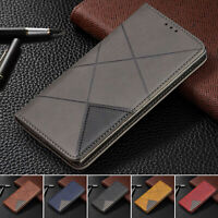 For Samsung Galaxy A10S A20S A10E A20E A50 A70 Leather Card Slot Flip Case Cover
