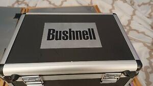 Bushnell Waterproof 12-36x50mm Spotting Scope  / case and acc   matte green
