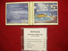 Bethesda ~ Dreamtiger And Other Tails 2011 Us Cd + Instrumentals Cd
