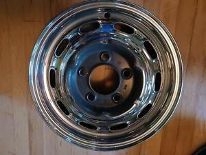 "Porsche 911 912 356C 914 Lemmerz 4 1/2""x15"" Steel Wheel 11.64 date #1"