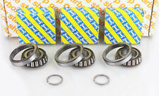 M32 / M20 GEARBOX 3 X END CASE SNR UPRATED BEARINGS REBUILD KIT EARLY UP TO 2011