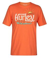 $28 Hurley SUNNY DAYZ Men's Size SMALL Graphic Tee Short Sleeve T-Shirt NWT