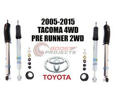 Bilstein B8 5100 Adjustable Front Shocks w/ Rear Set For 2005-2015 Toyota Tacoma