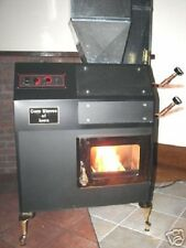 Combo I Corn Multi-fuel Furnace Boiler Stove 70,000 BTU/Hr